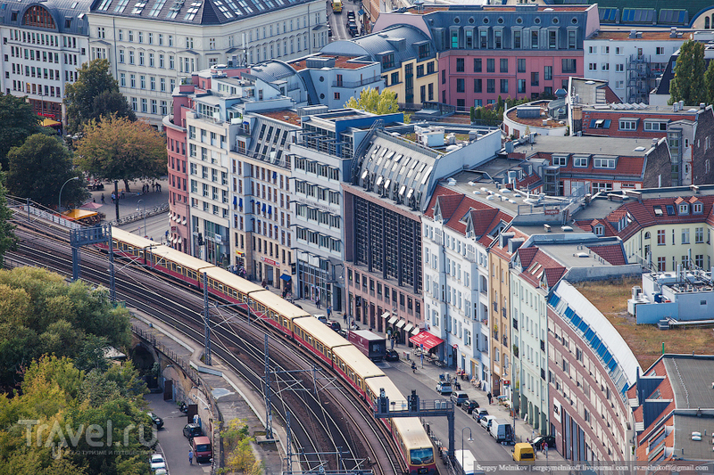 Смотровые площадки Берлина vol.2 / Германия