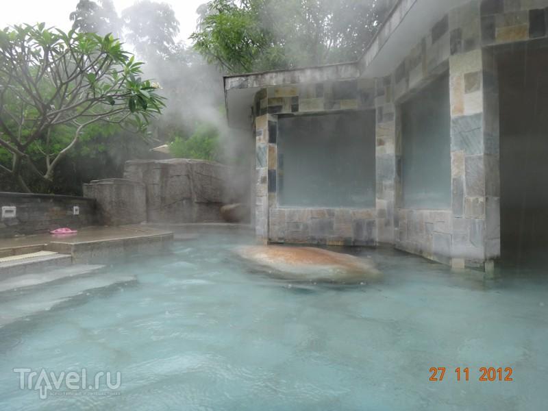 Conghua Hot Springs / Китай