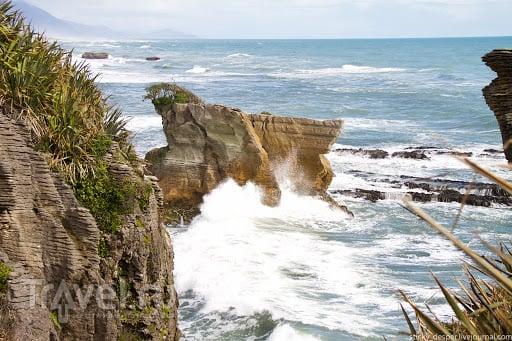 New Zealand. Greymouth / Новая Зеландия
