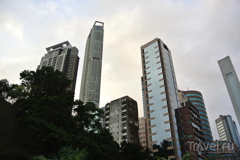 Пройдемся по Гонконгу? / Гонконг - Сянган (КНР)