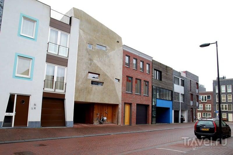 Амстердам: Эйбург / Фото из Нидерландов