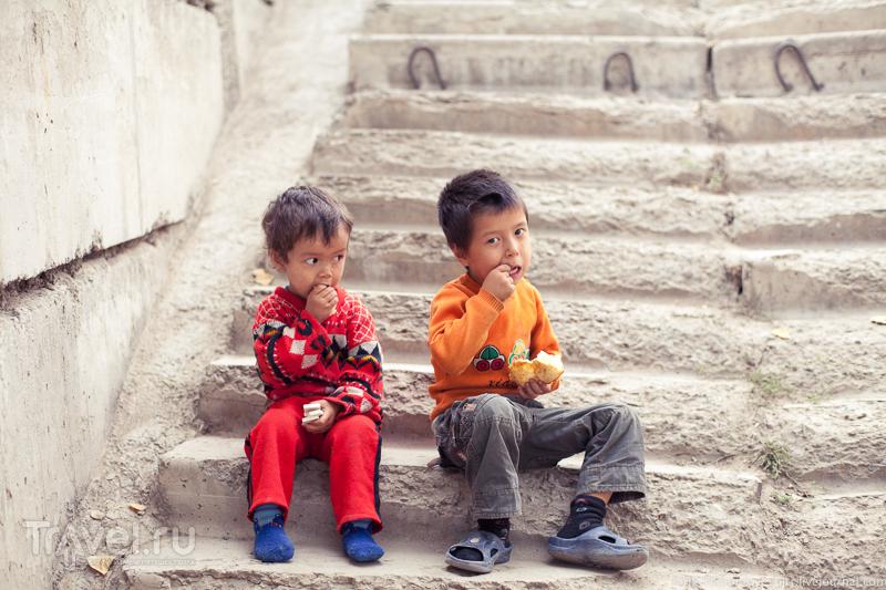 Узбекистан - Махалля и люди / Узбекистан