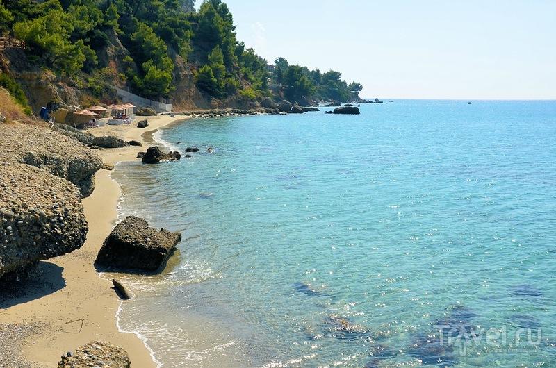 Греция, Кассандра, Посиди и Сивири / Греция