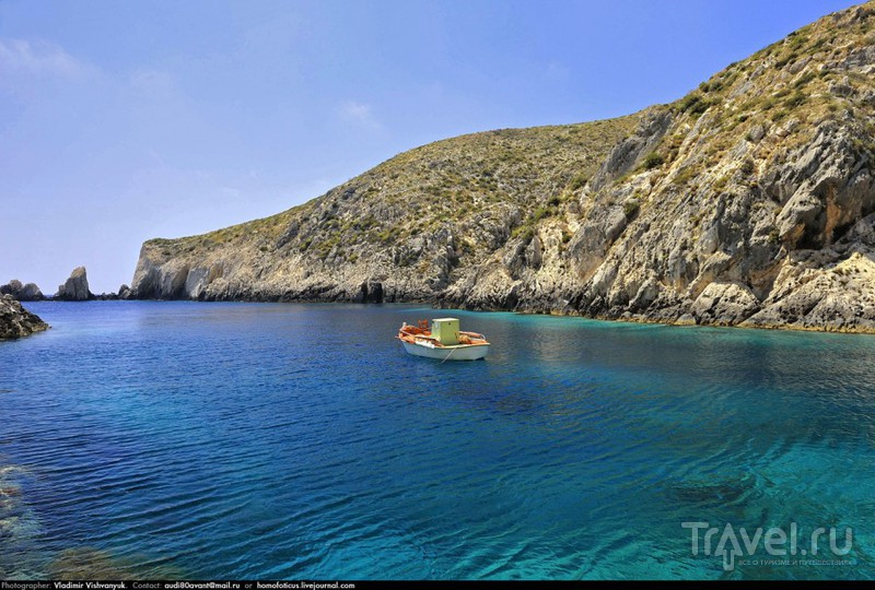 Островная жизнь / Греция