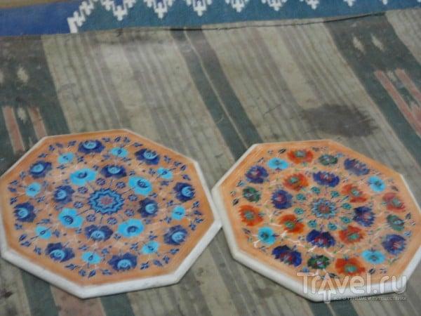 Тадж-Махал: истинный символ любви / Индия