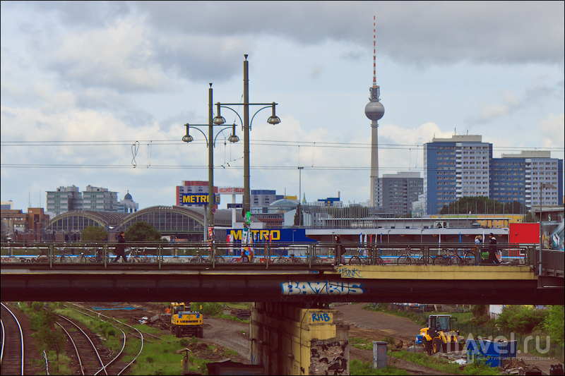 Холодный Берлин / Германия