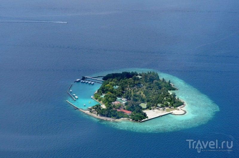 Полет мечты. Мале-Reethi Beach Resort на гидроплане Trans Maldivian / Мальдивы