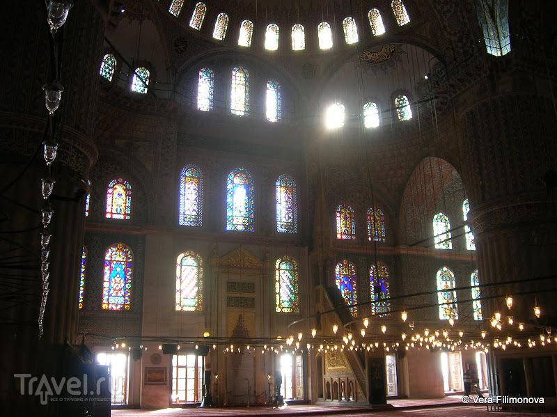 Экскурсия по Стамбулу от авиакомпании Turkish Airlines / Турция