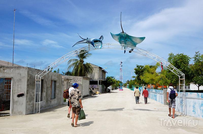 Бюджетный отдых на Марфуше / Фото с Мальдив