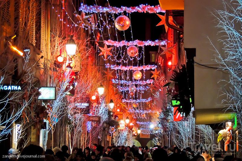 Рождественский Страсбург / Франция
