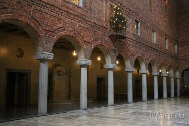 Nobels testamente и Ратуша Стокгольма / Швеция