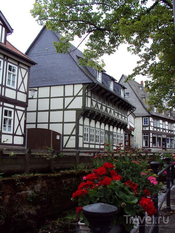 Гослар. Лучший город для одиночества / Фото из Германии