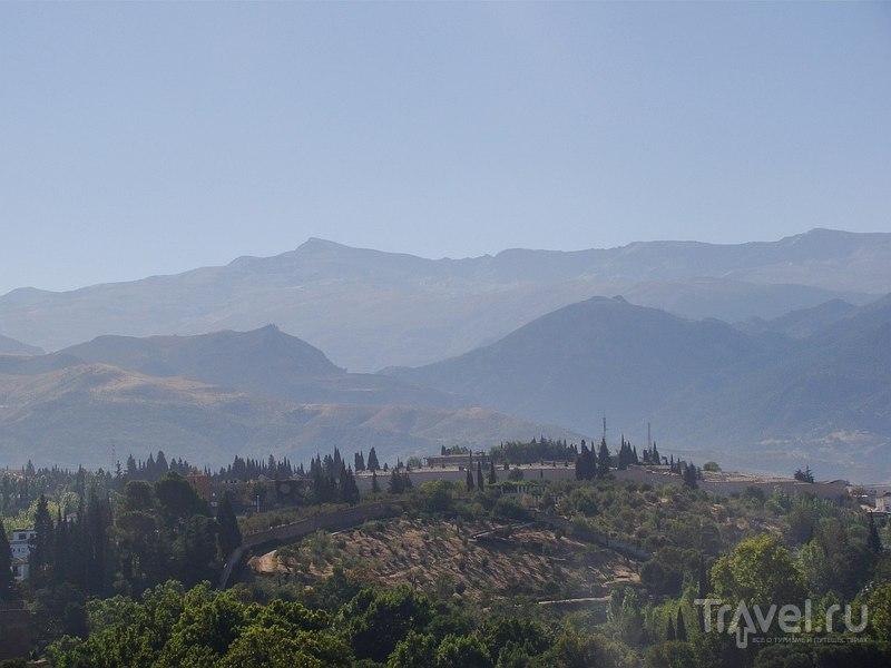 Солнечная Андалусия. Гранада и Альгамбра / Испания