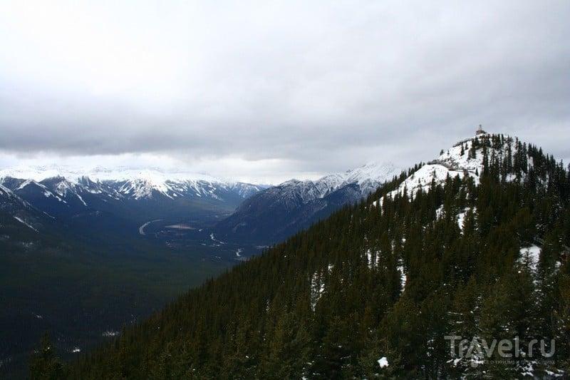 Банф, Sulphur Mountain / Канада