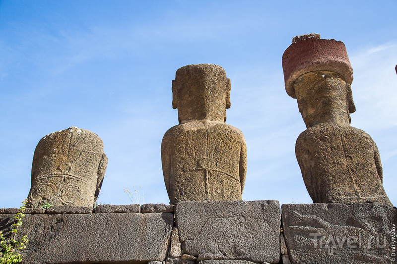 Остров Пасхи: к истуканам! / Фото из Чили