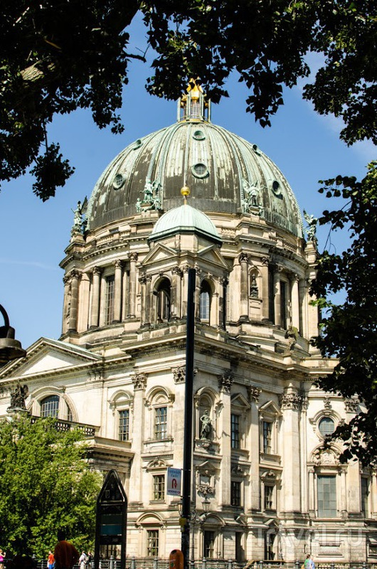 Берлинский собор / Фото из Германии