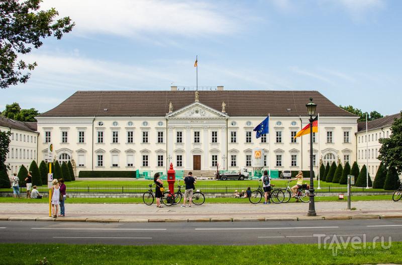 Bellevue в Берлине / Фото из Германии