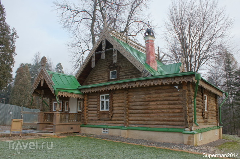 Усадьба Абрамцево / Фото из России