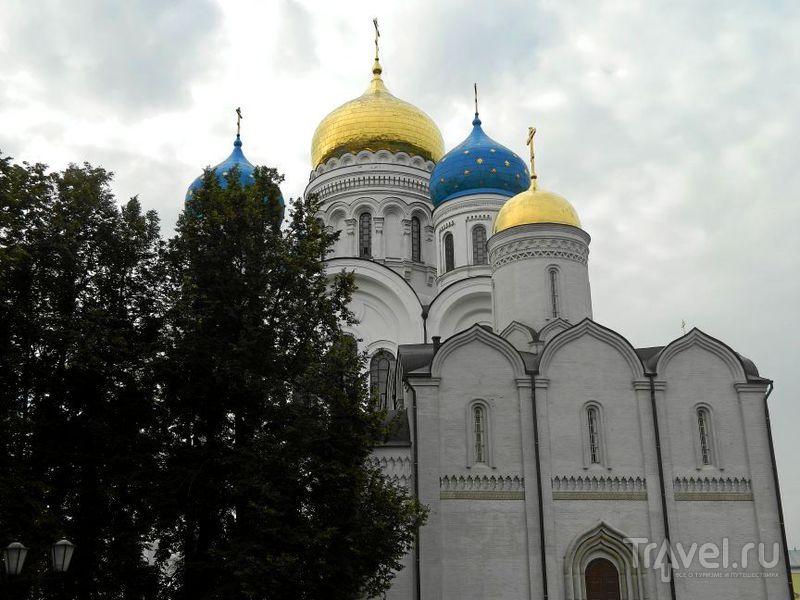 Преображенский собор в Угрешском монастыре в Дзержинском / Фото из России