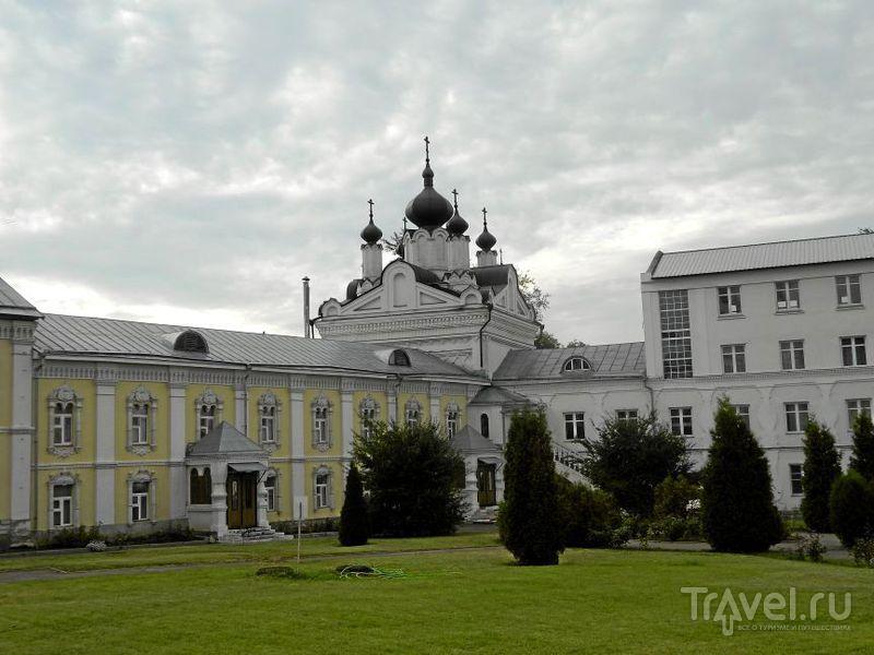 Церковь Казанской иконы Богоматери в Угрешском монастыре в Дзержинском / Фото из России