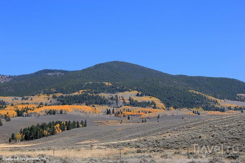 Осенний Колорадо / Фото из США