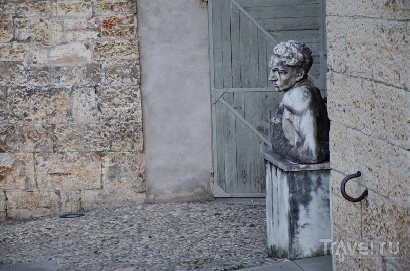 Еще один арт-объект / Фото из Италии