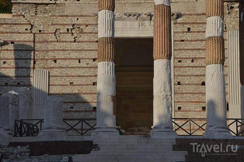 Древний Капитолий / Фото из Италии