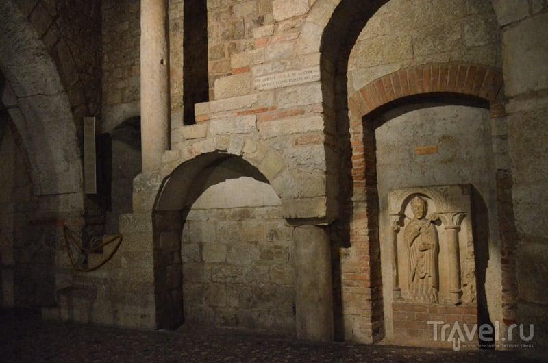 Внутри Ротонды / Фото из Италии