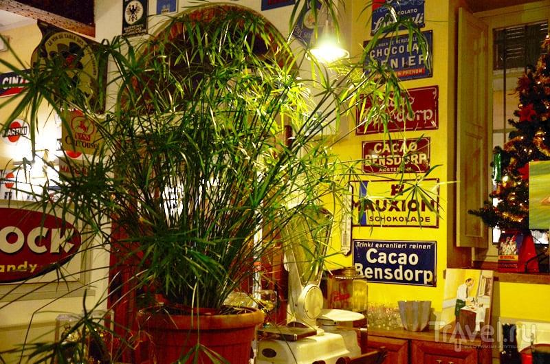 В ресторане Al Frate / Фото из Италии