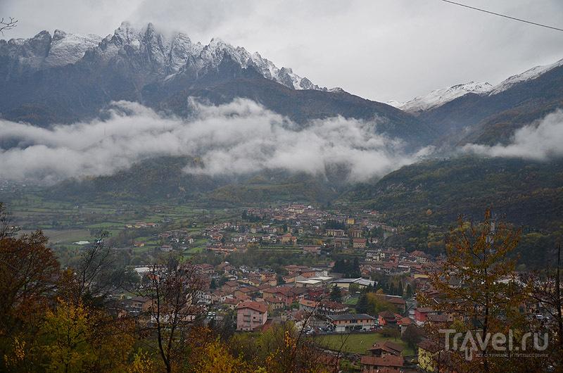 Долина Камоника / Фото из Италии