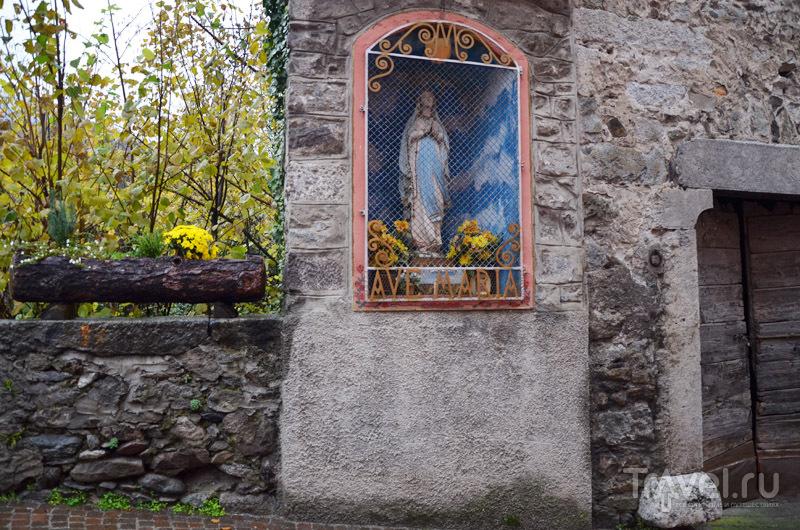 В Капо-ди-Понте / Фото из Италии