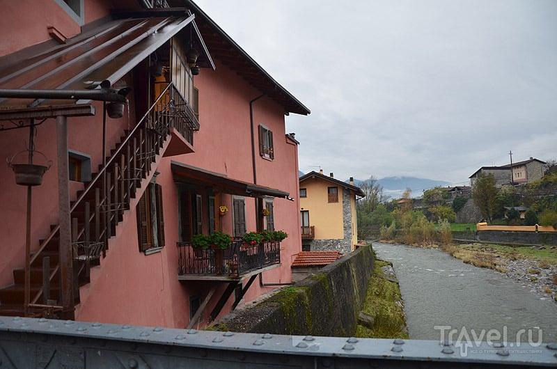 Река в Капо-ди-Понте / Фото из Италии
