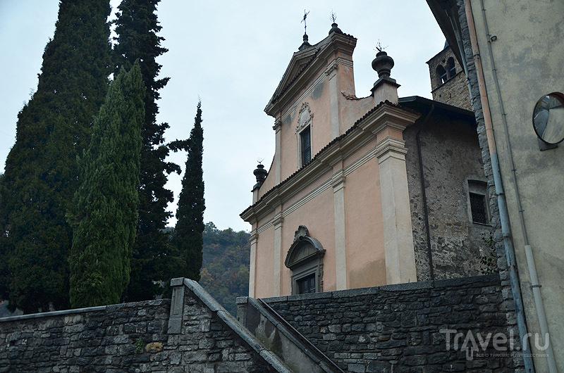 Церковь Santa Maria Assunta в Эстино / Фото из Италии