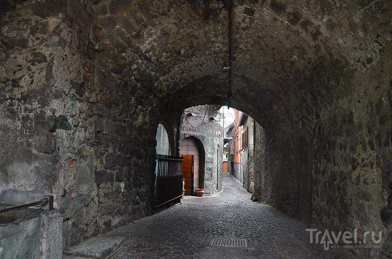 Каменный Бьенно / Фото из Италии