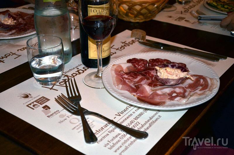 Мясная тарелка / Фото из Италии