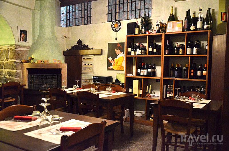 Hostaria Vecchia Fontana / Фото из Италии