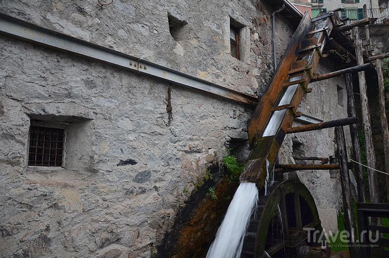 Водяная мельница / Фото из Италии