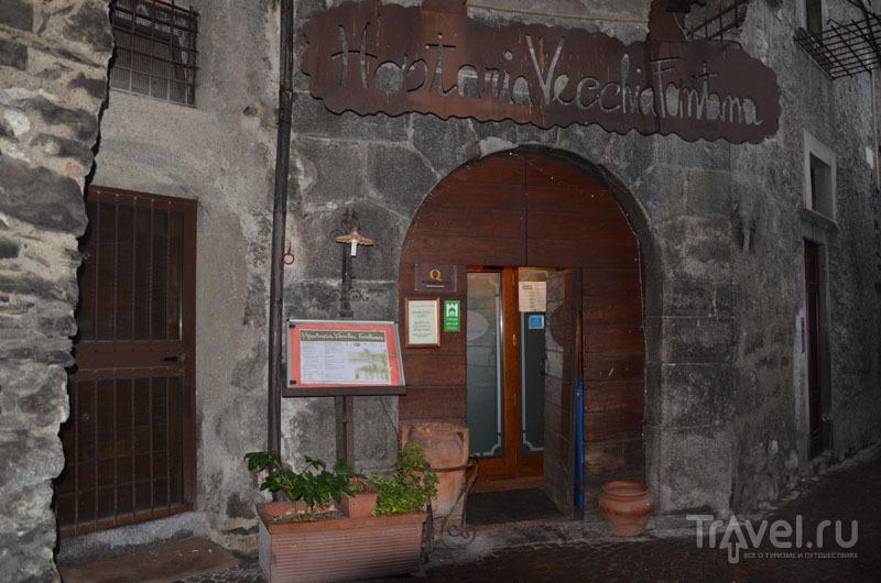 Валле-Камоника: наскальные изображения и уникальные фрески / Фото из Италии