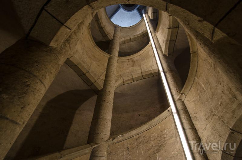 В крепости Munot в Шаффхаузене / Фото из Швейцарии