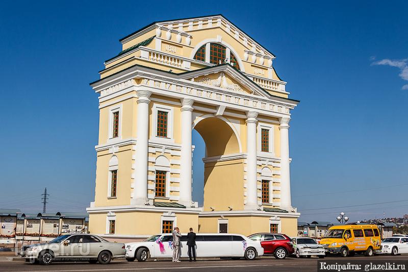 Московские ворота / Фото из России