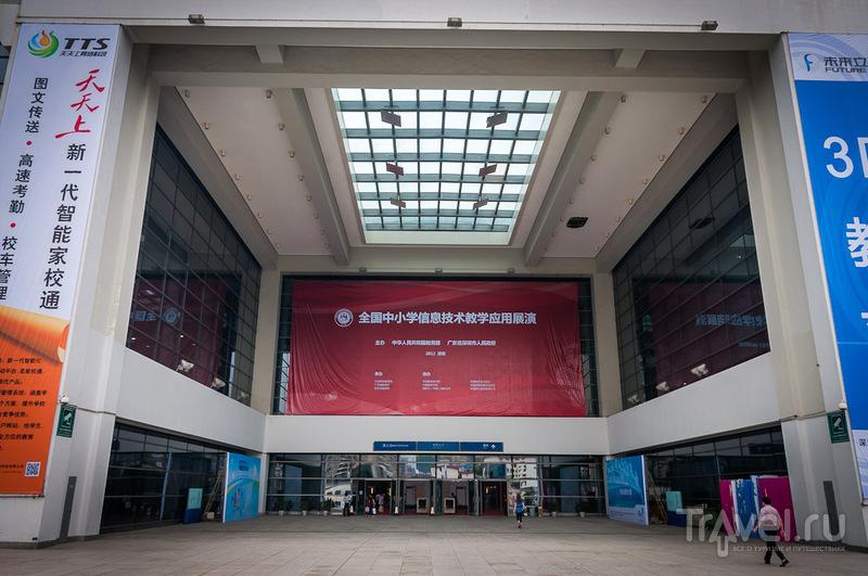 Неконструктивно о Шэньчжэне. Сентрал-парк и окрестности / Фото из Китая