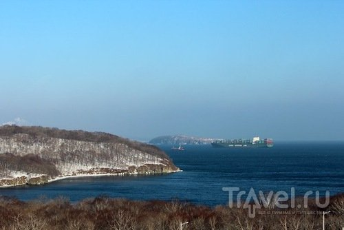 Владивосток. Остров Русский / Россия