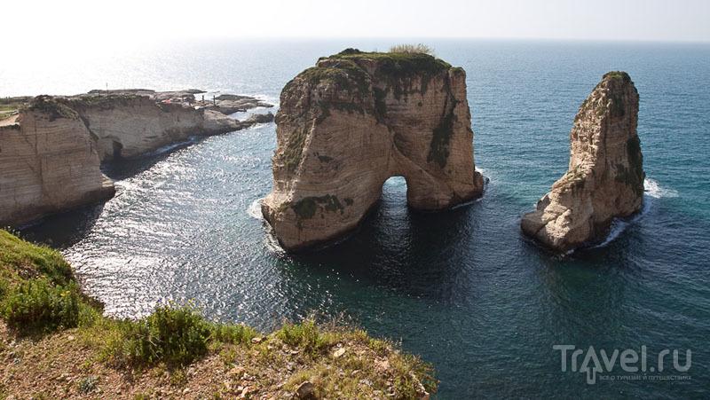 Район Raoucheh в Бейруте / Фото из Ливана