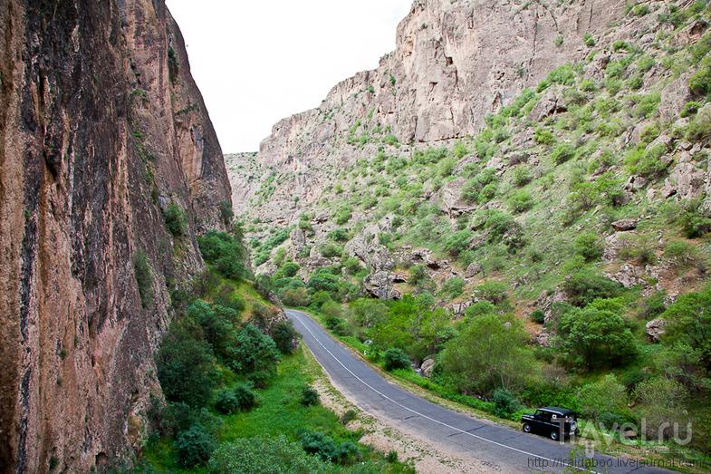 Национальный парк Нораванк, Армения / Фото из Армении