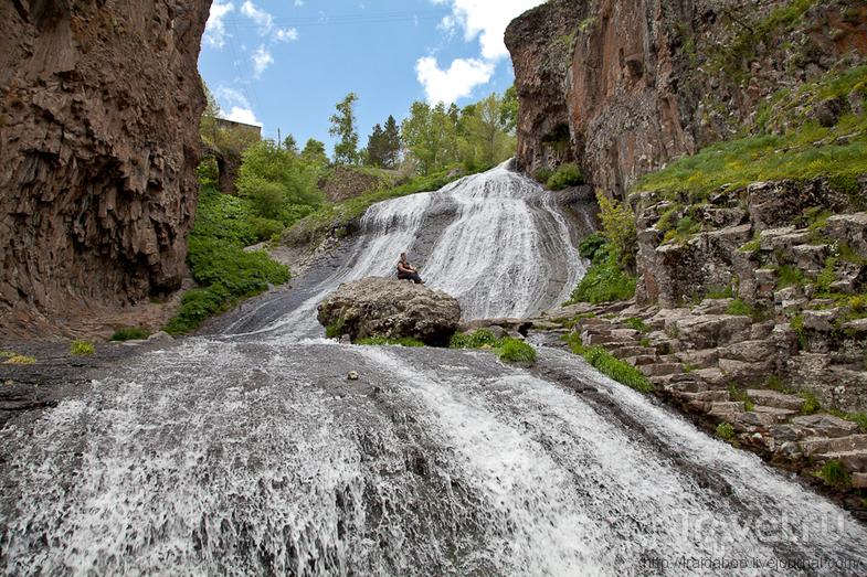 Джермукский водопад, Армения / Фото из Армении