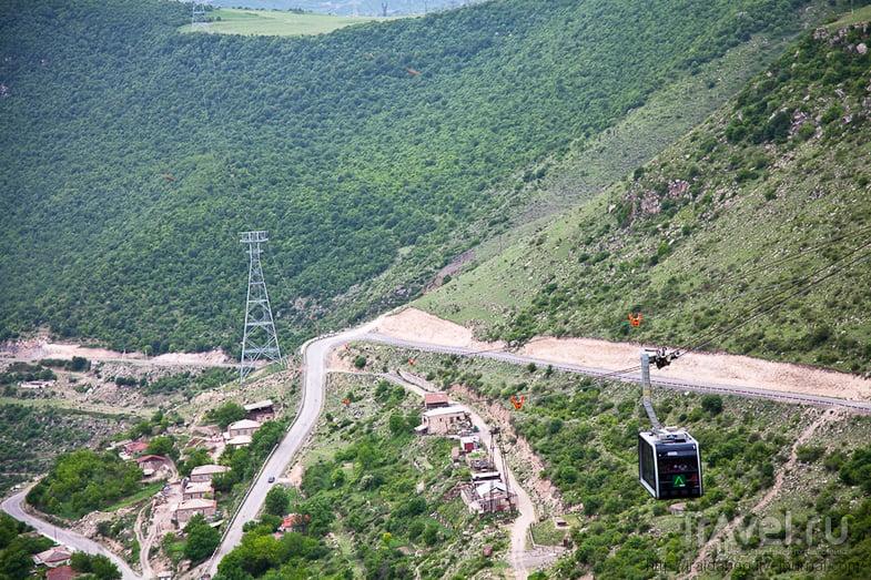 Путешествие по Армении от рассвета до заката: Ереван-Нораванк-Джермук-Татев-Горис-Ереван / Фото из Армении