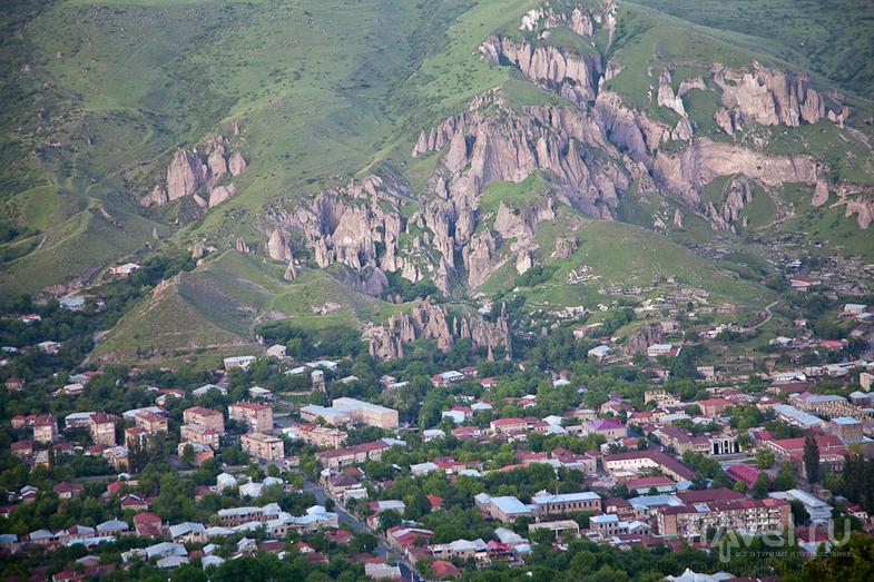 Поселение Горис, Армения / Фото из Армении