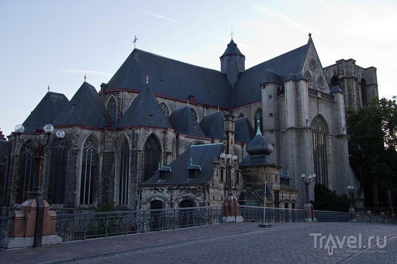 Церковь Святого Михаила в Генте / Фото из Бельгии