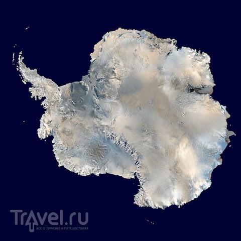 Антарктический дневник. Москва - Пунта-Аренас (Чили) / Чили