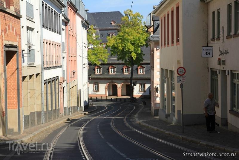 Однажды в Майнце или Как провести с пользой время долгой пересадки во Франкфурте / Германия